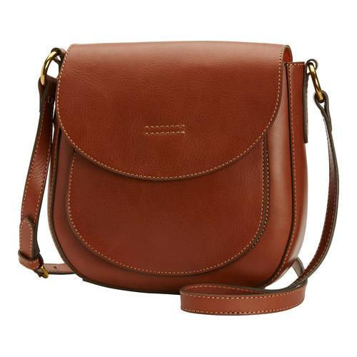 e67756d14488 Shop Women s Frye Harness Saddle Bag Rust Leather - Free Shipping ...