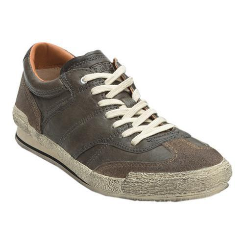 Men's Frye Snyder Runner Sneaker Charcoal Leather
