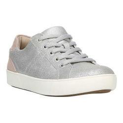 Women's Naturalizer Morrison Sneaker Silver Suede