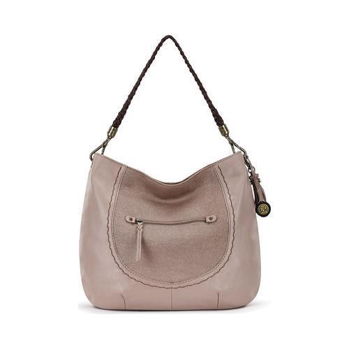 e9b42b2edb Shop Women s THE SAK Indio Hobo Mocha Sparkle - Free Shipping Today -  Overstock.com - 16569683