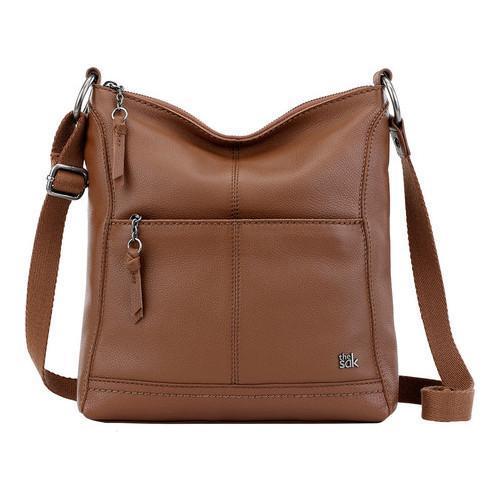 a143996aac32 Thumbnail Women  x27 s THE SAK Lucia Crossbody Bag Tobacco Leather ...