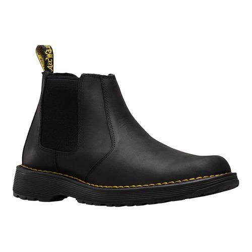 Men's Dr. Martens Trenton Chelsea Boot Black Republic