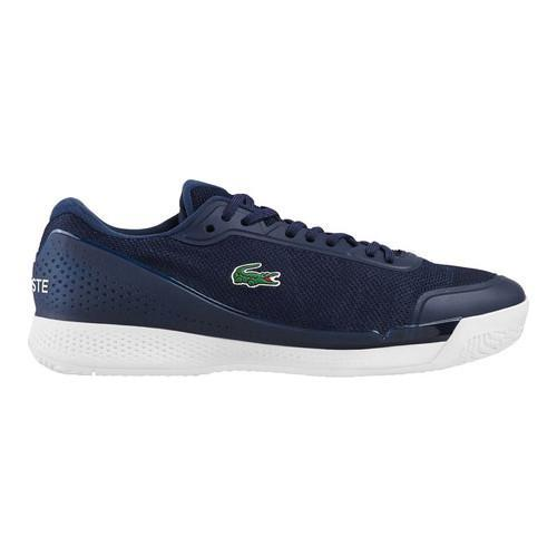 size 40 98702 dcf98 Shop Men s Lacoste LT PRO G316 1 Tennis Shoe Dark Blue Textile - Free  Shipping Today - Overstock - 16617581