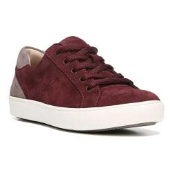 Women's Naturalizer Morrison Sneaker Bordo Suede