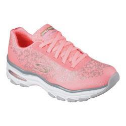 Women's Skechers D'Lites Air Sneaker Coral