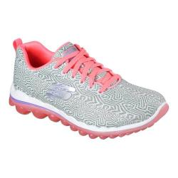 Women's Skechers Skech-Air 2.0 Training Sneaker Gray/Pink