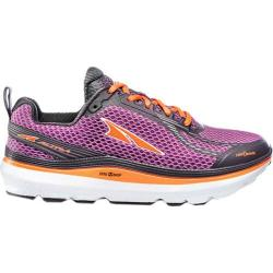Women's Altra Footwear Paradigm 3.0 Running Shoe Purple/Orange