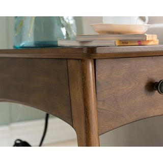 Charging Station End Tables Furniture Shop Our Best Home Goods