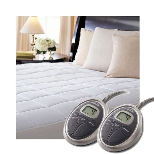 Shop Sunbeam Selecttouch Premium Quilted Electric Heated
