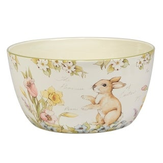 Certified International Bunny Patch Serving/ Pasta Bowl