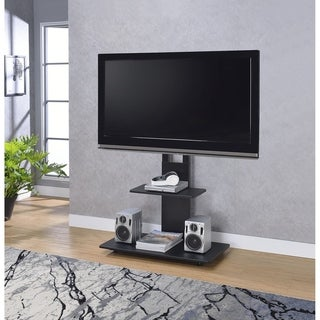 TV Stand with Mount in Black