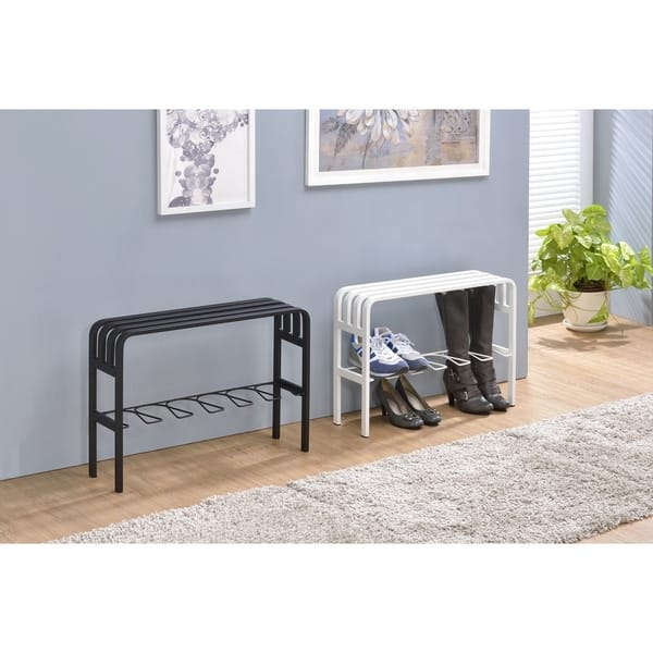 Horizon Entryway Shoe Bench Overstock 18901243