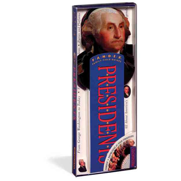 Presidents: Fandex Family Field Guides (Hardcover)