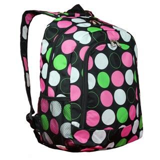 World Traveler Multi Dot 16-Inch Multipurpose Backpack