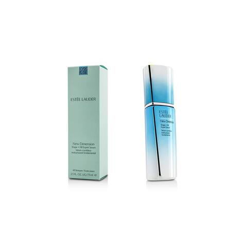 Estee Lauder New Dimension Shape + Fill Expert Serum 2.5 Oz