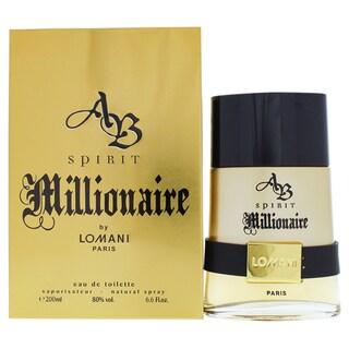 Lomani AB Spirit Millionaire Men's 6.6-ounce Eau de Toilette Spray
