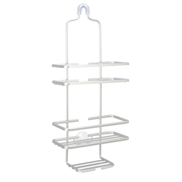 Silvertone Flat Wire Shower Caddy - Free Shipping On Orders Over $45 ...