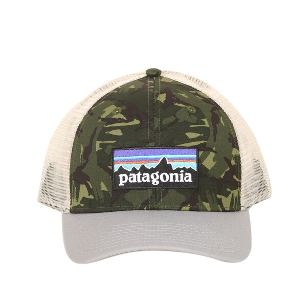 Shop Patagonia P-6 Logo Trucker Hat - Ships To Canada - Overstock.ca ... df5367347912