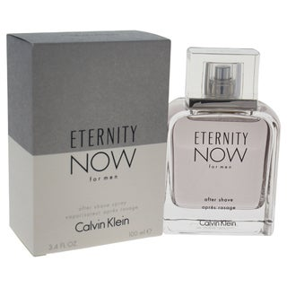 Calvin Klein Eternity Now Men's 3.4-ounce After Shave Spray