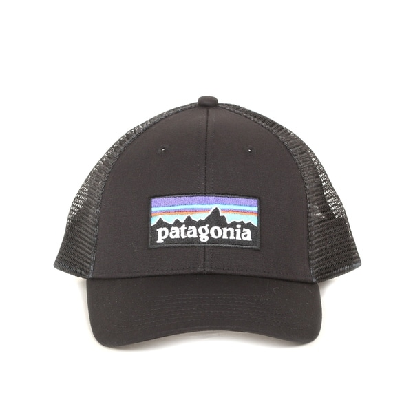 fc8cab8f11d Shop Patagonia P-6 Logo LoPro Trucker Hat - Free Shipping On Orders ...