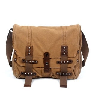TSD Brand Deck Ash Messenger Bag