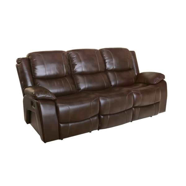 Pleasing Shop Constantine Dual Recliner Sofa Manual Power Free Pdpeps Interior Chair Design Pdpepsorg