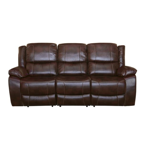 Miraculous Shop Constantine Dual Recliner Sofa Manual Power Free Pdpeps Interior Chair Design Pdpepsorg