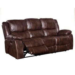Constantine Dual Recliner Sofa (Manual/ Power)
