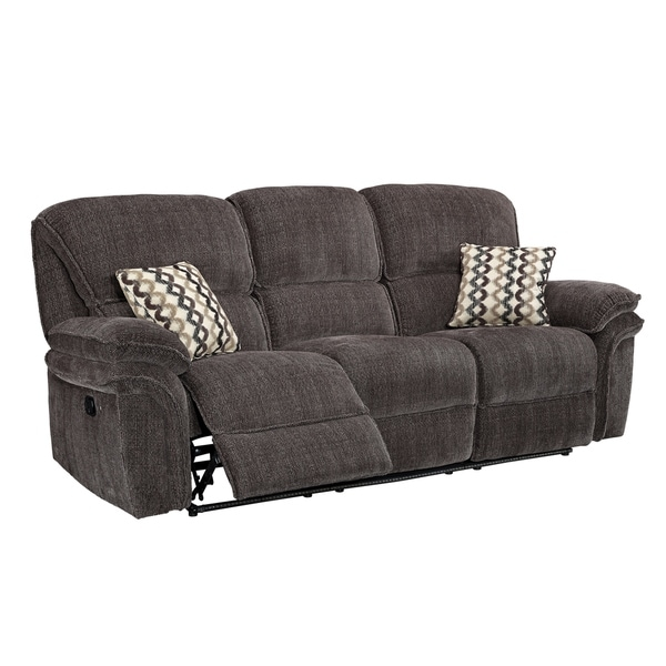 Shop Maisie Dual Recliner Sofa Manual Power On Sale Free