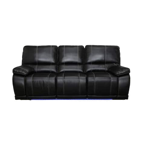 Stirling Dual Recliner Sofa with Hidden Storage (Manual/ Power)