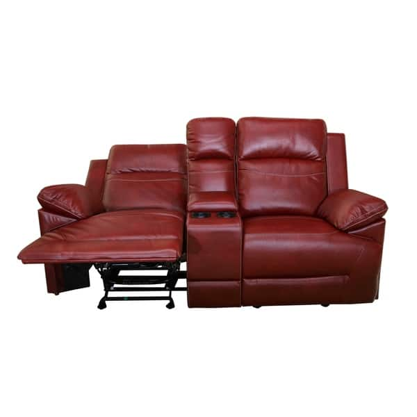 Swell Shop Topher Dual Glider Recliner Loveseat With Storage Unemploymentrelief Wooden Chair Designs For Living Room Unemploymentrelieforg