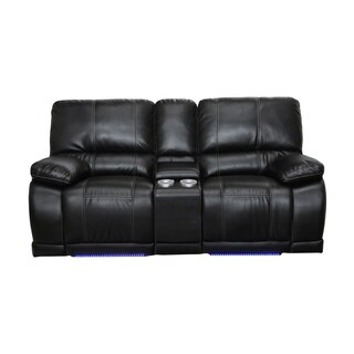 Stirling Dual Recliner Loveseat with Storage Console (Manual/ Power)