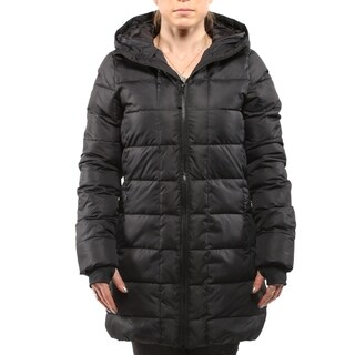 Pulse Women's Black Fraser Parka