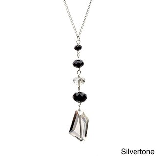 Alexa Starr Crystal Pendant Necklace