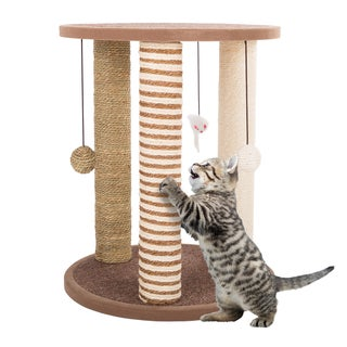 Cat Scratching Posts and Cat Tree