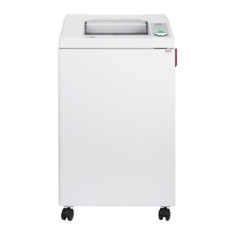 ideal. 3104 Cross-Cut Centralized Office Shredder, P-4 Security Level