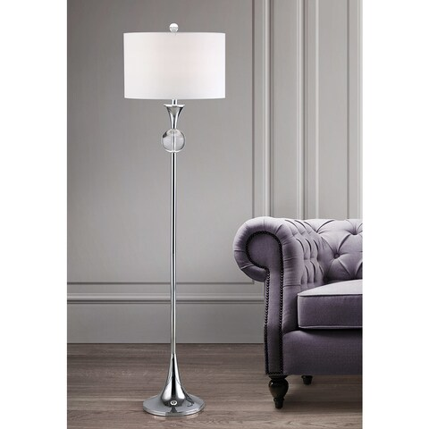 MARBELLA Crystal Floor Lamp