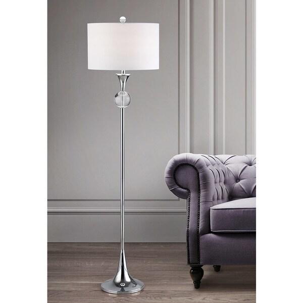MARBELLA Crystal Floor Lamp