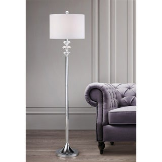 BRILLANTE Diamond Cut Crystals Floor Lamp