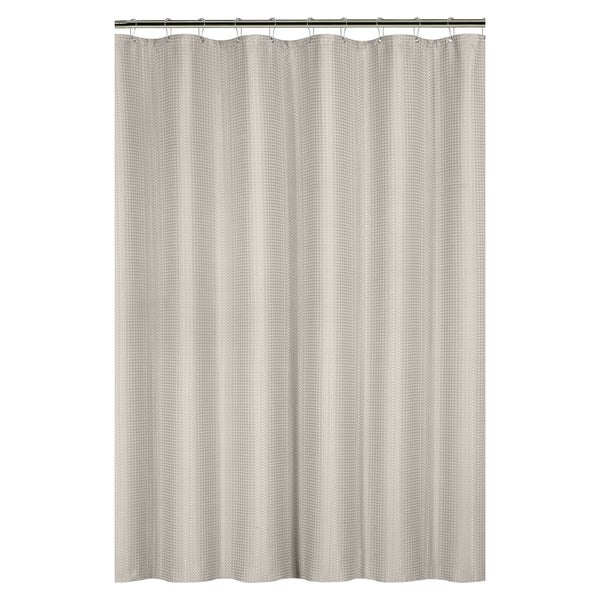 how to make a shower curtain with grommets