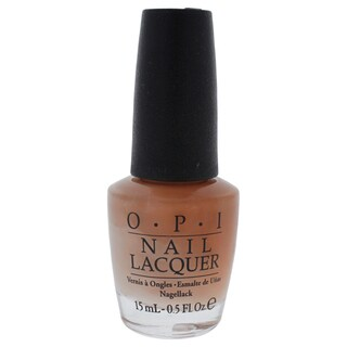 OPI Nail Lacquer NL W59 Freedom of Peach