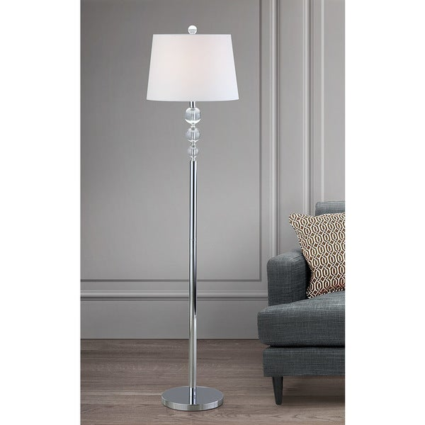 TARANTO Crystal Balls Floor Lamp