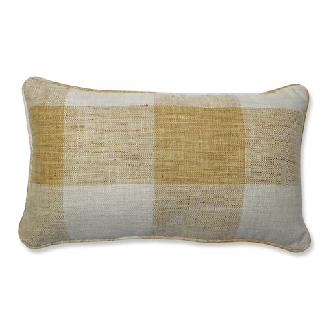 Buy Plaid French Country Throw Pillows Online At Overstock Unique French Country Decorative Pillows