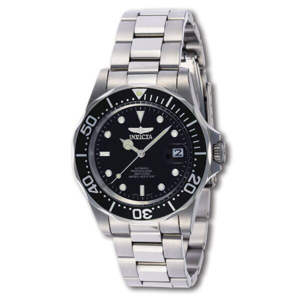 ec8f93e0f Shop Invicta Pro Diver Men's Automatic Steel Watch - Free Shipping ...