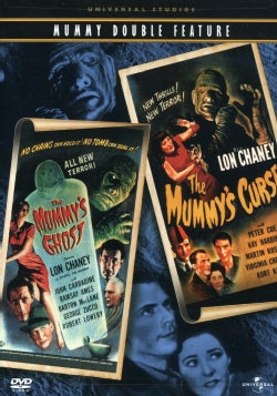 Mummy's Ghost/Mummy's Curse (DVD)