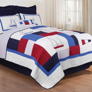 North Shore Quilt (Shams Not Included)