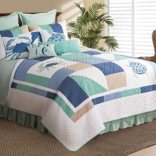 Macleay Island Quilt (Shams Not Included)