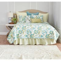 Ariana Glade Cotton Quilt (Shams Not Included)