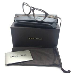 Giorgio Armani New Authentic Brown Women Eyeglasses AR 7061 5337 52 16 140