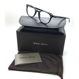 Giorgio Armani New Authentic Black Male Eyeglasses AR 7096 5017 48 19 140